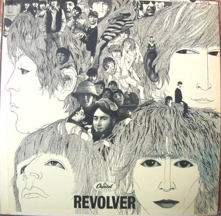 The Beatles - Revolver (US 08 Aug 1966)