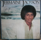 Jermaine Jackson ‎– Let's Get Serious (UK 1980)