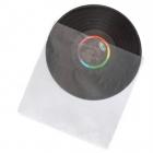 Внутренние квадратные антистатические пакеты для пластинок винила 100шт упаковка